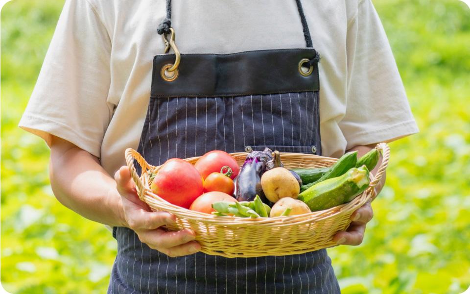 愛光食品では新鮮で安全な食材をお届けします